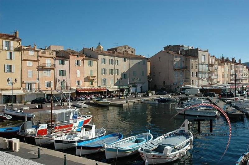 Front Building In Port Saint Tropez Sold